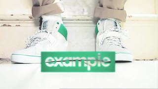 Example - 'Kickstarts' (Official Video)