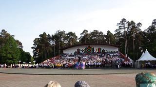 Aare Värte. Mu eesti keel. 1.juunil. 2013 Keilas Harjumaa Laulu- ja Tantsupeol