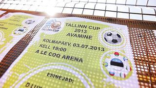 Tallinn Cup 2013 avamine 03.07.2013