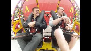 прыжок sling shot part2