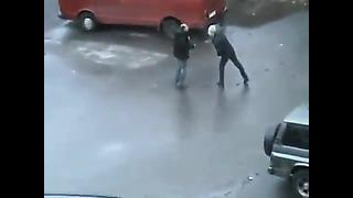 Эстонские наркоманы