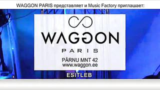 TANTSUPARADIIS 55 (Танцевальный Pай 55) _ POSTITANTSU SHOW 2.augustil 2013 club HOLLYWOOD-is reklaam