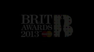 Muse 'Supremacy' | BRITs 2013 I OFFICIAL HD