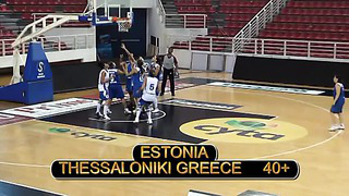 ESTONIA - THESSALONIKI GREECE 40