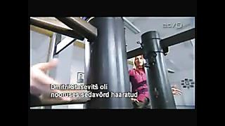 Wing Tsun in Estonia TV.