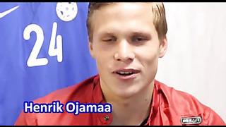 Henrik Ojamaa - parim noormängija 2012!