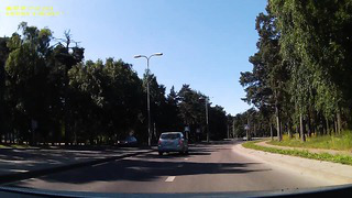 Driving captures Estonia - driving in Tallinn nr. 3