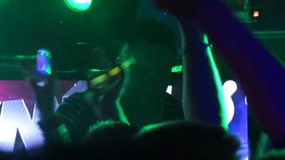 Alex Kunnari - Lifter (Tom Fall Remix) LIVE @ Summer Sound Club, Tallinn, Estonia 19.7.2013