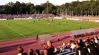 JK Nõmme Kalju - HJK Helsinki. The last 4 minutes of the match