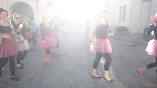hen party in Tallinn