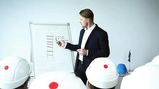 Tööohutuse õppefilm - redel