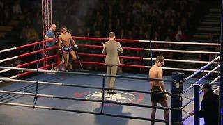 Xplosion K-1 Estonia 2013 Jamie Whelan vs Maksim Arik [9.03.2013]
