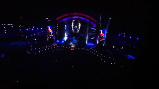 Robbie Williams - Angels (Live - Song Festival Grounds, Tallinn, Estonia, August 2013)