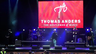 Thomas Anders in Toila, Estonia_ Geronimo`s Cadillac 2013 HD