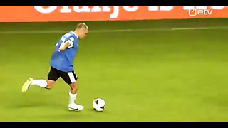Sergei Zenjov Goal ~ Estonia vs Netherlands 2 1