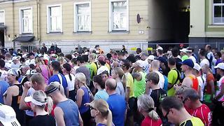 2013 SEB Tallinna maratoni poolmaratoni start