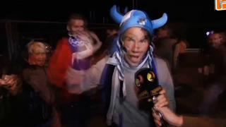 EESTI RUULIB ! Eesti jalgpalli fänni tunded peale Hollandi-Eesti mängu