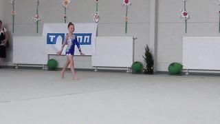 Jekaterina Ivanova - Noorus cup Tallinn 2013