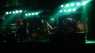 Hatesphere (DK) supports Hypocrisy's _End of Disclosure_ tour (Tallinn Tapper Club 2013)