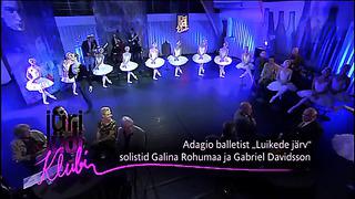 Jüri Üdi klubi_ adagio balletist _Luikede järv