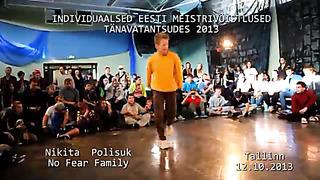 EMV 2013 Tallinn 12 10 2013 Nikita Polisuk