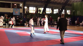 Karate International Tournament Tallinn Open 2013 Kumite