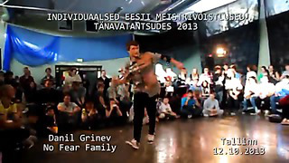 EMV 2013 Tallinn 12 10 2013 Danil Grinev