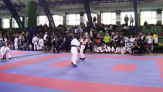 Karate International Tournament Tallinn Open 2013 Kumite 10-11