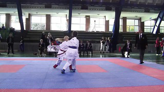 Karate International Tournament Tallinn Open 2013 Kumite girls 10-11 -35.
