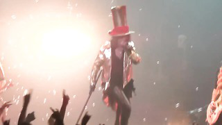 Alice Cooper - School's Out - Live In Tallinn 9.10.2013 - Raise the Dead tour