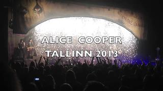 Alice Cooper Tallinn 2013