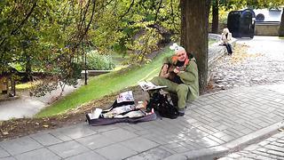 Tallinn, Estonia 5.10.2013