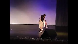Театр моды _Natali_, Эстония. Рококо