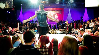 Vogue final Dima Ninja vs Karina Ninja @ Baltic Session 2013