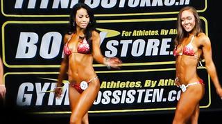 Bikini Fitness - Nordic Championship 2013 tallinn