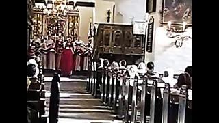 Tallinn Estonia Church of the Holy Ghost Choir