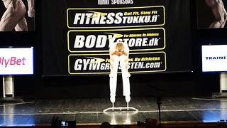 Amazing Talent!! Gymnastic Show at Nordic Fitness tallinn