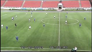 Украина (U19) - Эстония (U19) - 3_1. Отбор ЧЕ-2014 (10.10.2013)
