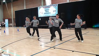 Dancecall E3 - EDO Winter Cup 2013 - Hip Hop Groups Adults - Final