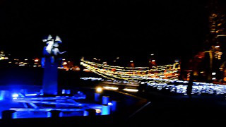 Tallinn Lightbiennale. Таллиннская биеннале света