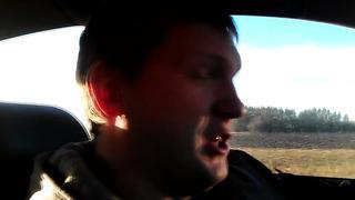 AUDI A6 c5 ! Как по дороге в Таллин , накрылся гениратор , + первый снег в Риге
