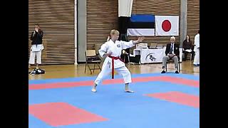 Eesti Meistrivõistlused Karate 2013 2