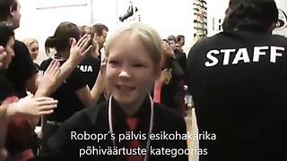 FIRST LEGO League Põhja- Eesti poolfinaal