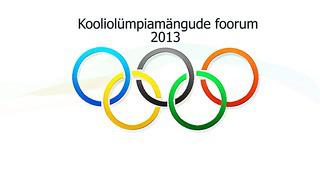 Eesti Olümpiamängude Foorum