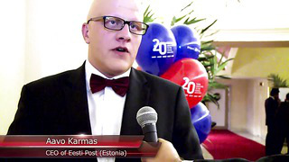 Interview with Aavo Karmas (Eesti Post)