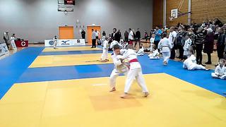 Emir Dikajev Judo 2013 Tallinn Hundu Cap 1