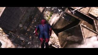 Смотреть «Новый Человек-паук_ Высокое напряжение» 2014 _ Дублированный трейлер