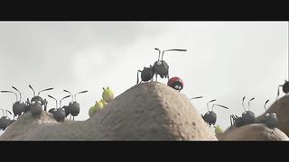 Полнометражный мультфильм «Букашки 3D» 2014 _ Смотреть тизер