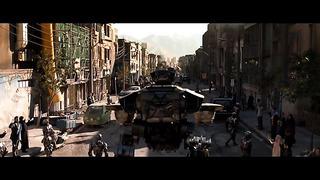Смотреть «РобоКоп» 2014 _ Онлайн новый русский трейлер фильма _ Мерфи против OmniCorp
