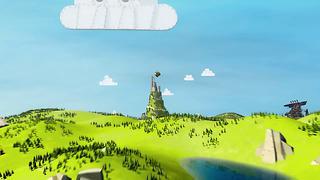 «Храброе сердце» 2014 _ Немецкий 3D мульт про роботов-рыцарей _ Смотреть русский трейлер